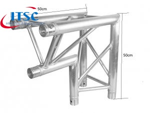Aluminum Lightweight Triangular Lighting Truss