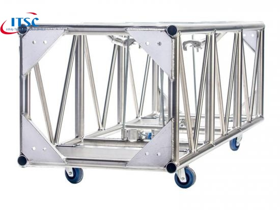 Pre Rigging Rectangular Truss