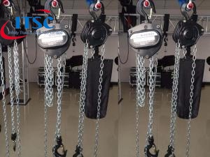 2T  manual chain hoist