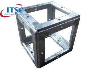 Lightweight Bolt Truss Box Corner