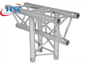 3 Way Triangular Truss Corner
