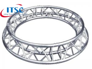 Apex Up Triangular Circular lightingTruss