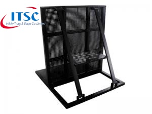 Cheaper price Crowd LED locking Safety Control Barriers
