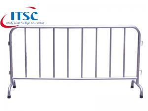 2x1.2m Steel Barriers