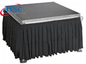 Skirts for Aluminium Portable Modular Stage -ITSC Truss