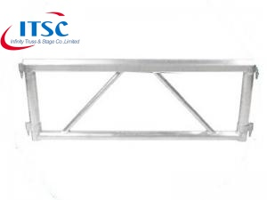 Aluminium stage side panels