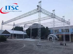 Truss lighting systems