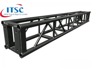 Box truss beam black