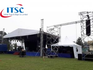 Line array truss price in India