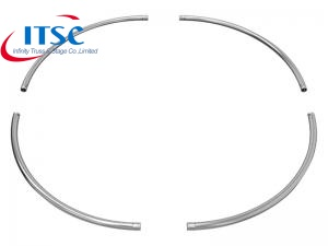 Aluminum Single Tube Lite Circular Truss