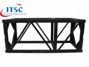 520mm  Black Entertainment Box Truss Upper for Shed