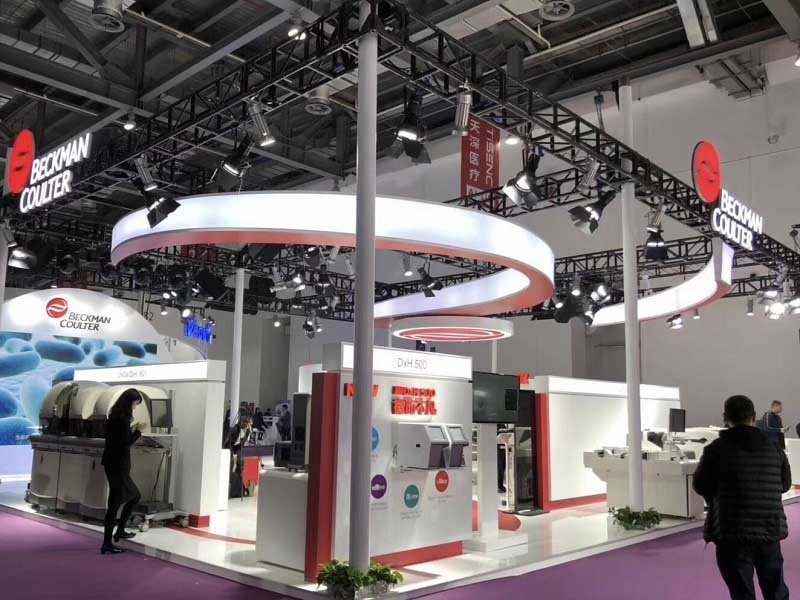 Exhibition and Display Black Box Truss Equipment System