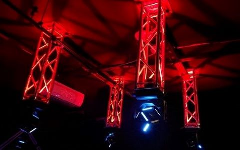 8.8 Lighting Truss Kits for DJ  Designed and Installed in Japan